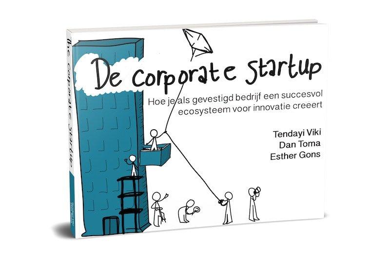 De Corporate Startup boek