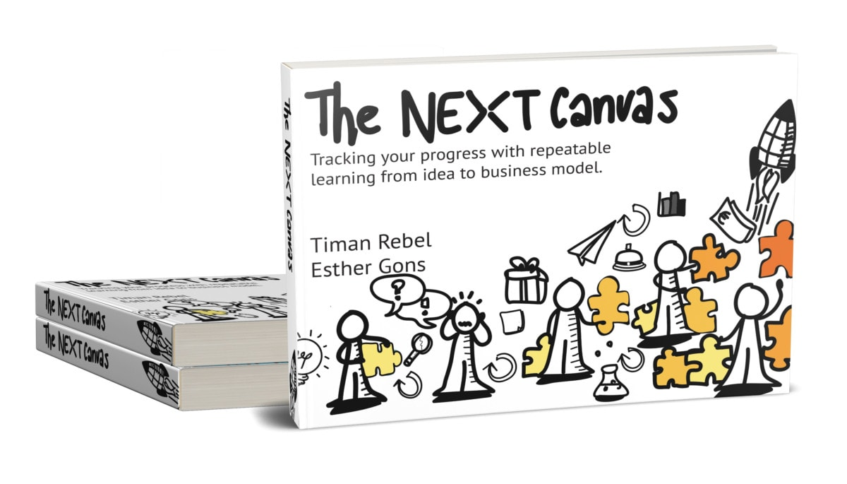 Book The NEXT Canvas