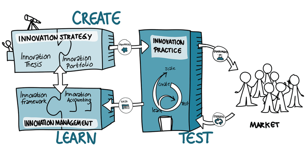 5 components of an innovation ecosystem