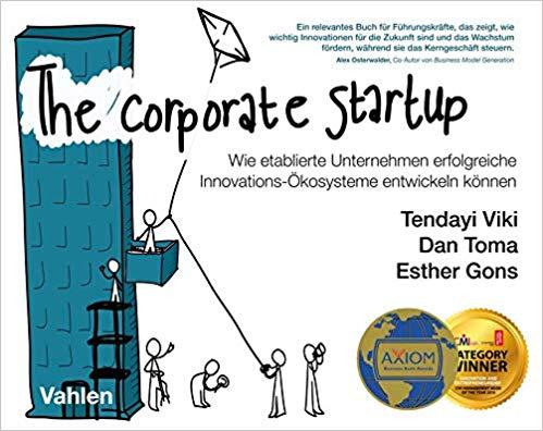 The Corporate Startup Deutsch