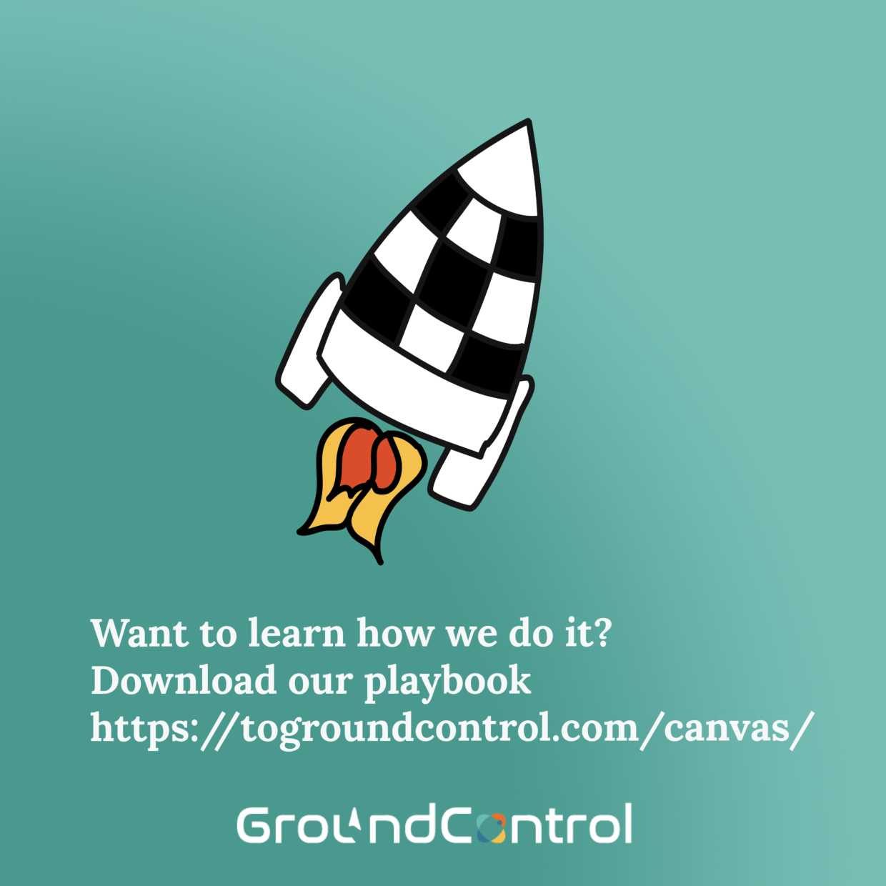 Want to learn how we dot it? Download our playbook!